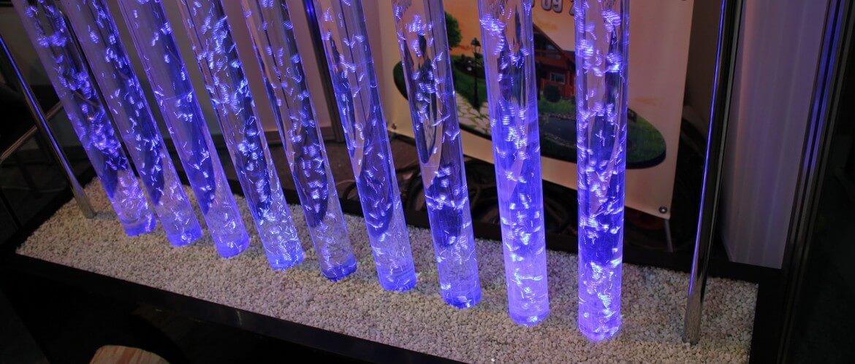 пузырьковая колоннада на подставке